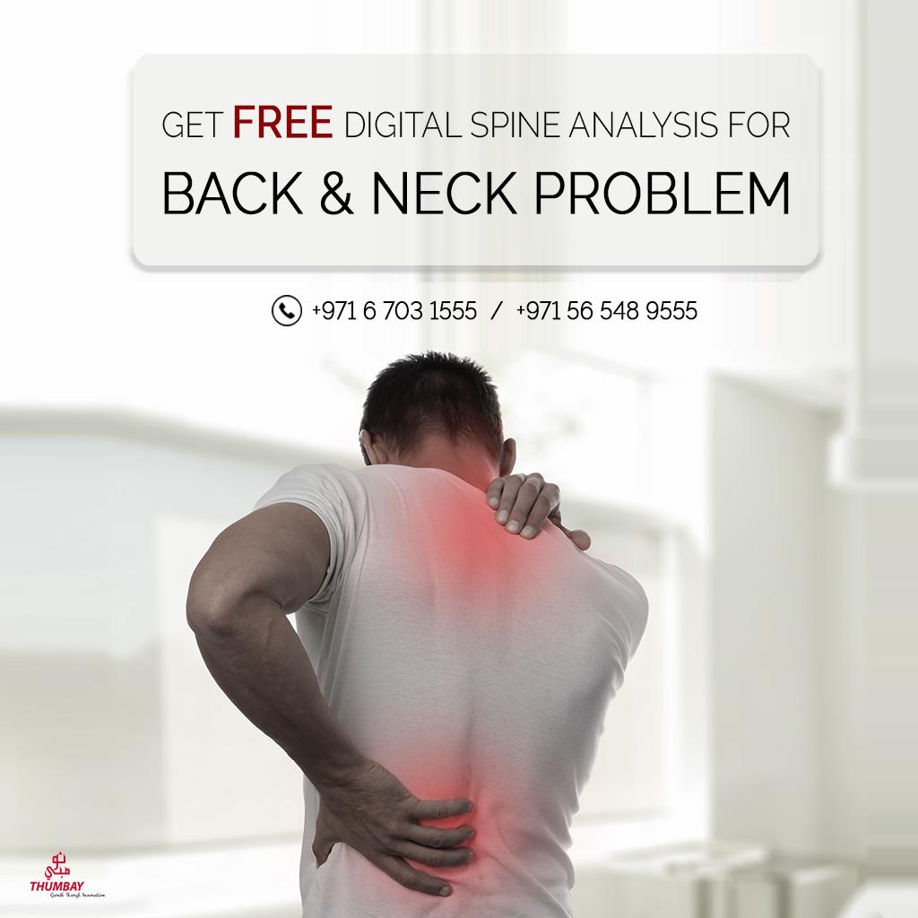 Back & Neck Problem