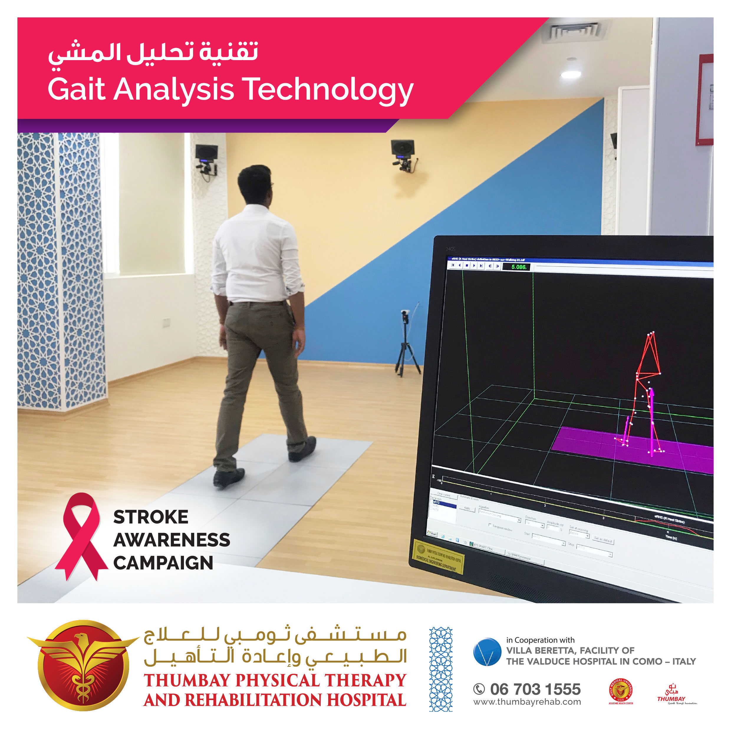 Gait Analysis Technology